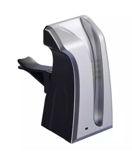 【京东配送】DACOM C-BLUE1 车载蓝牙耳机无线商务通话NFC配对适用苹果华为通用 银色 晒单图