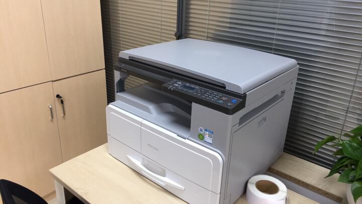 理光(Ricoh) MP2014/D/AD黑白激光多功能一体机A3A4复合机复印机打印机办公扫描机 MP2014D(双面打印) 无线wifi网络打印 晒单图