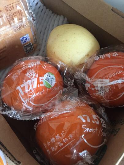 鲜味天成 江西赣南脐橙 橙子 70-80mm 5斤装 晒单图