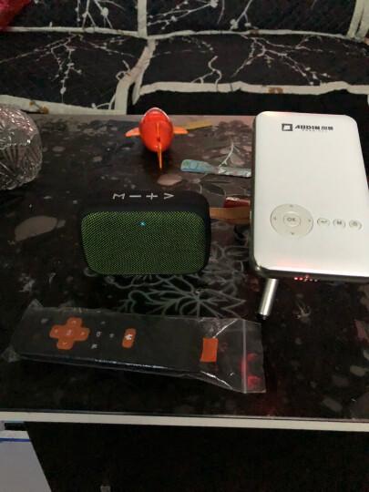 澳典 (AODIN) 微型手机投影仪家用 高清办公 便携迷你wifi投影机 智能3D M6 Plus 16G  梯形校正 高清输出 官方标配 晒单图