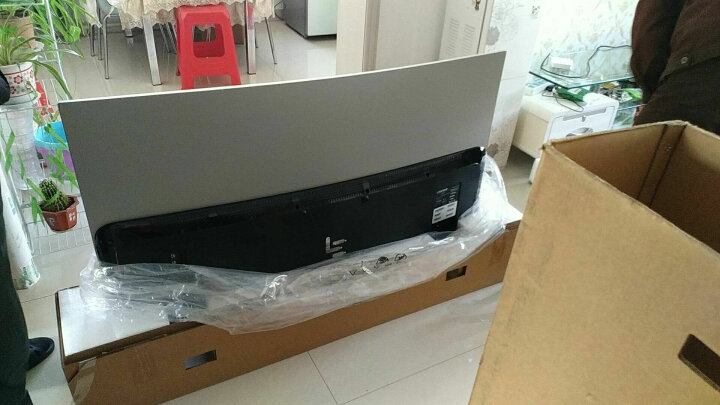乐视超级电视超4 X55Curved曲面 55英寸4K超高清HDR智能网络电视(标配底座) 晒单图