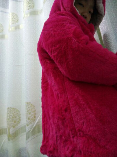 童装女童外套春装儿童休闲外套女宝宝春款运动大童春秋季款新品3-14岁女孩上衣夹克卡通 宝宝偏胖请拍大一码 150码建议身高135-145cm 晒单图