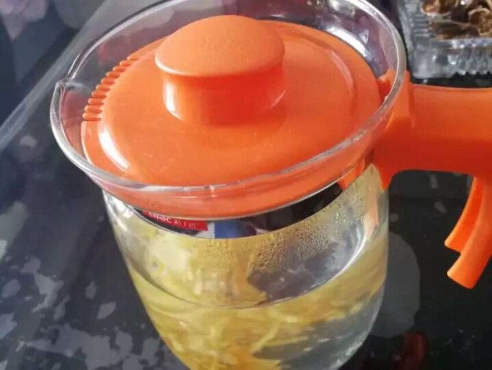紫丁香 2L无铅耐热玻璃清玉壶大号冷水壶果汁壶WJS23O 晒单图