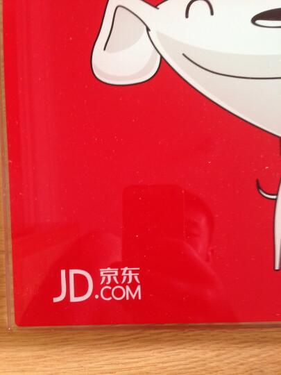 【京东JOY联名款】香山 EB586R 京东狗年纪念版 电子秤体重秤 全包底 (绅士黑) 晒单图