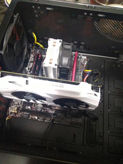 华硕(ASUS)DUAL-GeForce GTX1060-O3G 1569-1809MHz 8GHz GDDR5 雪豹游戏显卡 双HDMI接口 晒单图