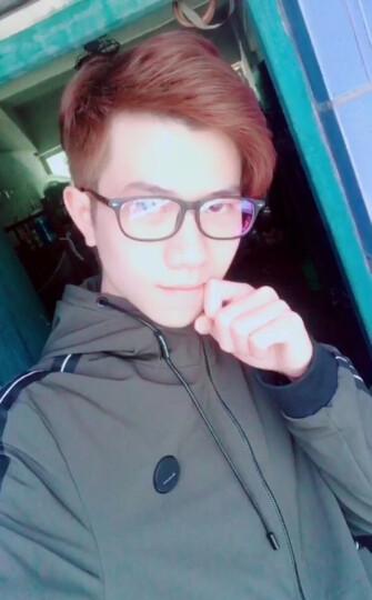 GOGER防蓝光辐射眼镜男女通用平光护目镜眼镜框架电竞游戏眼睛 平光无度数防辐射眼镜 晒单图
