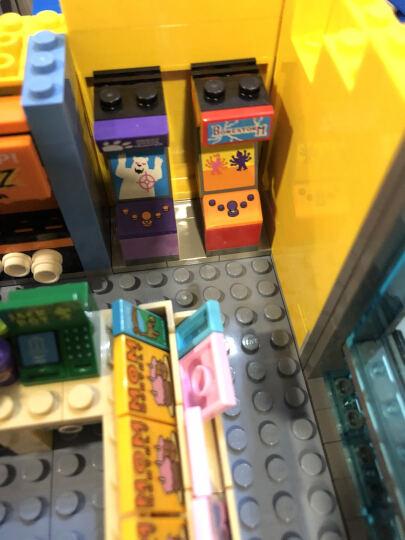 乐高(LEGO)积木 特别收藏系列SC 10244 大型游乐场嘉年华 晒单图