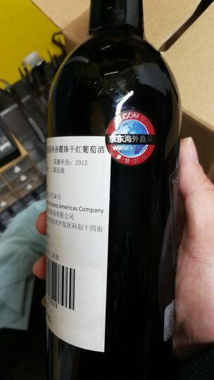 京东海外直采 美国进口 贝灵哲(Beringer)创始者庄园系列长相思白葡萄酒 750ml 晒单图