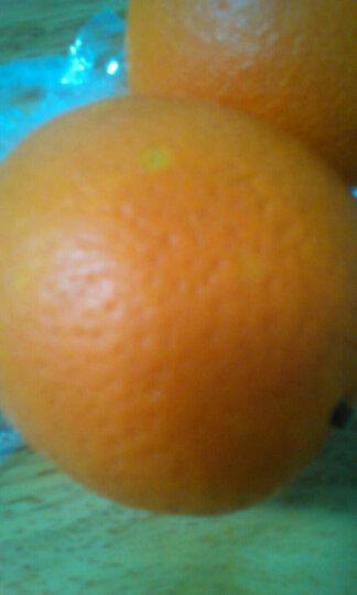 【荆门馆】绿净农场 秭归脐橙 橙子 新鲜水果约4kg 晒单图
