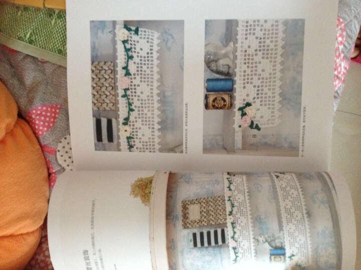 蕾丝咖啡:素雅花样编织(鞋帽、项链、衣领) 晒单图