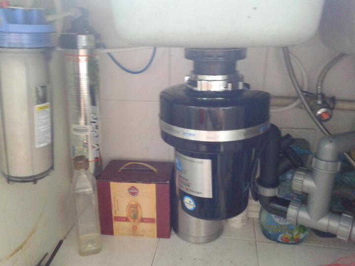 德力斯特dailstar家用厨房厨余食物垃圾处理器D1粉碎机,强力研磨静音免安装智能无线遥控感应开关 独立式智能防护遥控开关 水槽下水口外径140mm 晒单图