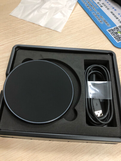 图拉斯 苹果X无线充电器iPhoneX/Xs Max/XR/8plus手机快充三星S9小米无限充底座 白色【10W经典款】-安全不伤机|两年质保 晒单图