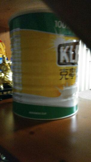成人奶粉进口克宁中老年奶粉学生高钙营养奶粉冲调饮品全球购 1罐克宁即溶奶粉 晒单图