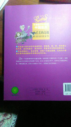 乌丢丢的奇遇——打动孩子心灵的中国经典童话 晒单图