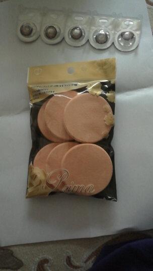 石原商店 日本直邮 PIMA易上妆化妆粉扑 亲肤感化妆海绵 W-3807 长方形 6片装 晒单图