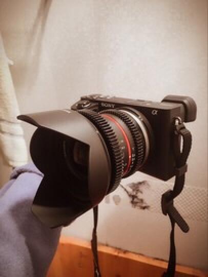 森养 SAMYANG 三阳14mm T3.1大光圈超广角手动电影镜头单反摄影机镜头拍风景 100mm T3.1微距电影镜头 尼康卡口 晒单图
