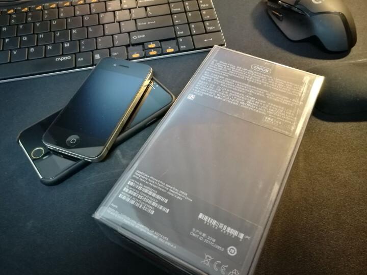 【分期用】Apple iPhone 8 Plus (A1864) 256GB 深空灰色 移动联通电信4G手机 晒单图