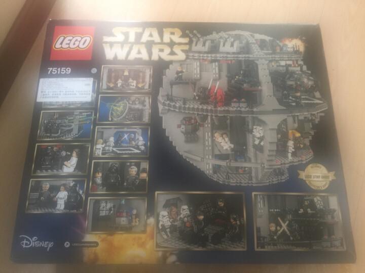 乐高专营店 LEGO 星球大战SX 75167 赏金猎人机车战斗包 晒单图