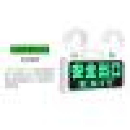 谋福(CNMF) 消防应急灯 安全出口标志牌指示灯 一体式充电应急照明灯 疏散标识 新国标双头灯 标准款 晒单图
