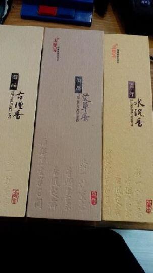 金双喜 百年水沉香线香 印尼沉香熏香佛香供香卧香礼品装 21cm*30g 晒单图