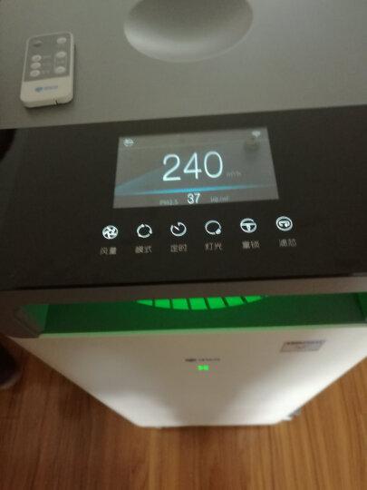 352 X83家用空气净化器  智能升级款  颗粒物CADR=750立方米每小时 晒单图