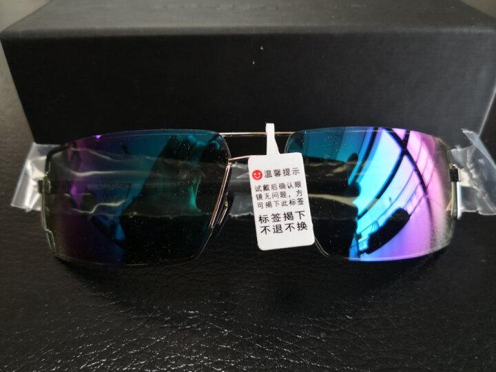 PORSCHE DESIGN 保时捷 P 8483  双梁  时尚款 太阳镜 墨镜 P 8483 F 晒单图