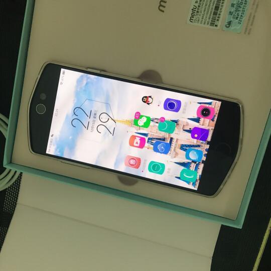 Meitu 美图M8s 宝贝蓝 4GB+64GB 自拍 云美化 夜景美化 智能  电影人像  电信版 全网通 4G手机 晒单图