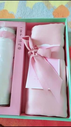 【保温杯围巾礼盒套装】520情人节礼物送女友女朋友生日礼物女生实用创意礼品结婚送老婆浪漫表白母亲节 火烈鸟手表套装(保温杯+手表) 晒单图