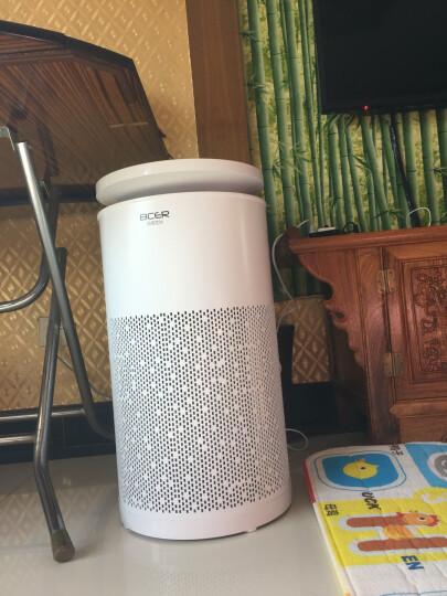 贝克艾尔(BCER) 空气净化器KJ550F-S03家用氧吧客厅卧室除甲醛除雾霾 官方正品 晒单图