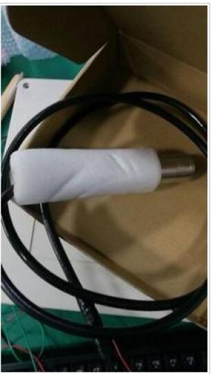 投入式液位变送器 传感器4-20mA 水位油位传感器变送器 水箱水位计 水位控制器 水油投入式液位计 数显液位显示仪表 晒单图
