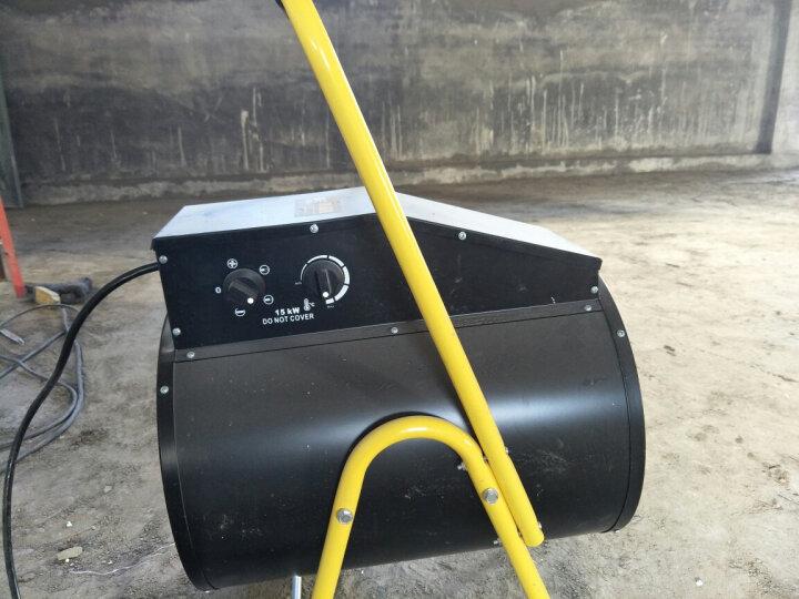 宝工(BGE)工业暖风机取暖器热风机15KW大功率电暖器电暖气电暖风BG-C15/3-19 380V 晒单图