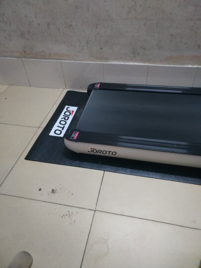 美国捷瑞特(JOROTO)【健身搭配】健身器材专用减震垫1800*750*4mm 晒单图