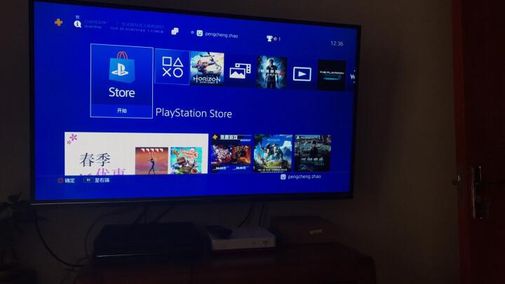 索尼(SONY)PS4 Pro【PS4国行游戏主机】家用电视电脑娱乐游戏机 PS4 Pro+角色扮演游戏套装 1TB双手柄套装+13.3寸便携显示器套装 晒单图