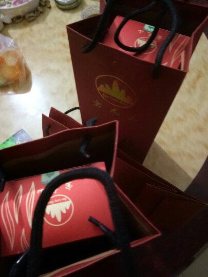 宝龙山武夷山岩茶乌龙茶大红袍茶叶160克 肉桂奇兰水仙可定制企业茶礼 320g/两条送手提袋 晒单图
