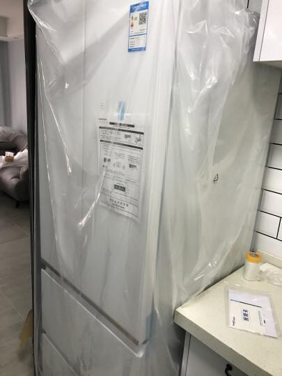 松下(Panasonic) 多门冰箱NR-D380TX-XN/XW风冷无霜变频380L NR-D380TX-XW尊雅白 晒单图