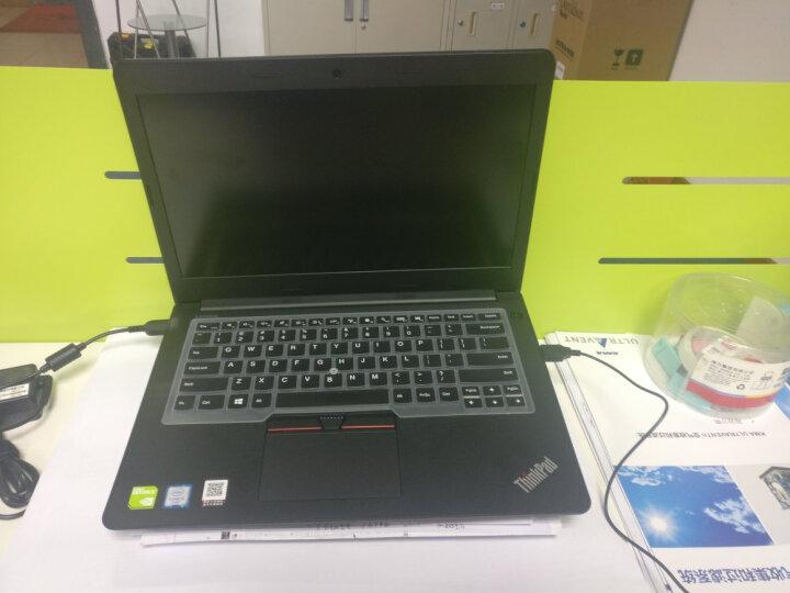 【全国配送】联想ThinkPad E470系列 14英寸超极轻薄商务本ibm手提笔记本电脑 0QCD【FHD】i5-8250U/8G/256G 全系标配intel酷睿处理器 晒单图