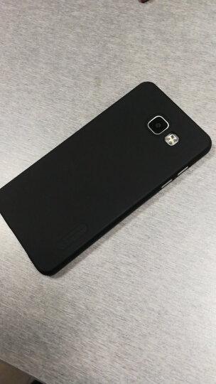 耐尔金(NILLKIN)三星A5100/A5108手机壳 磨砂手机保护壳/保护套/手机套 黑色 晒单图