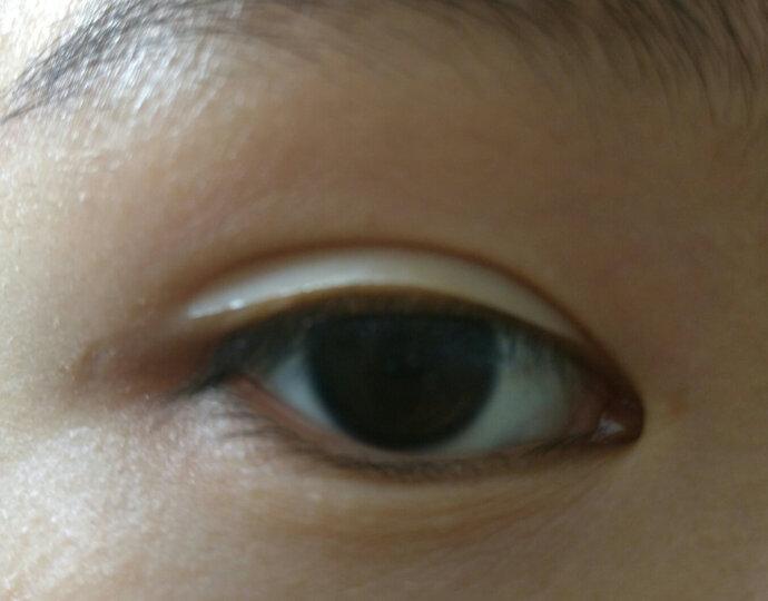 妮卡(NIKA)隐形透气双眼皮贴480贴L号 (附送辅助棒自然长久不脱易上妆) 晒单图