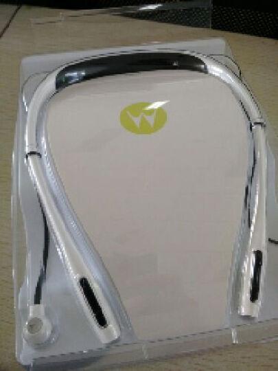摩托罗拉Motorola(Motorola Buds)双声道蓝牙耳机Buds白 晒单图