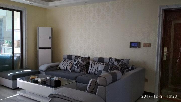 古宜 新款电视柜客厅简约现代电视机柜 中小户型电视柜套装背景墙茶几组合 钢化玻璃钢琴烤漆地柜 单个1.3米茶几(黑色台面) 晒单图