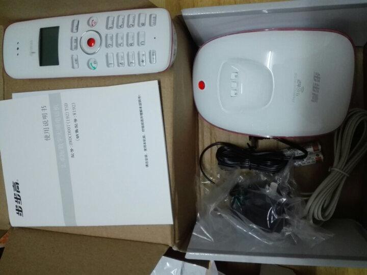 步步高 W192 数字无绳电话机子母机单机 无线移动座机电话 晒单图