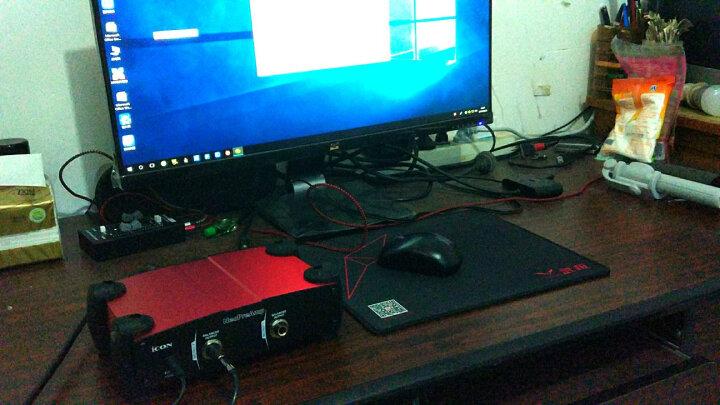 艾肯(iCON) Neo PreAmp 麦克风话放 双通道话筒放大器 幻想电源供电 晒单图