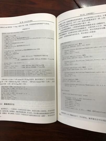 精通C#与.NET 4.0数据库开发:基础、数据库核心技术、项目实战(附光盘) 晒单图
