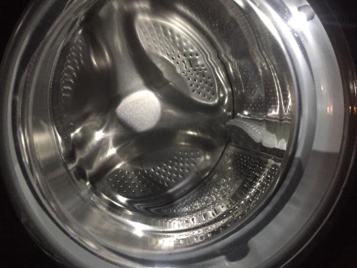 小天鹅(LittleSwan)滚筒洗衣机全自动家用变频  TG100V120WDG 褐色 晒单图