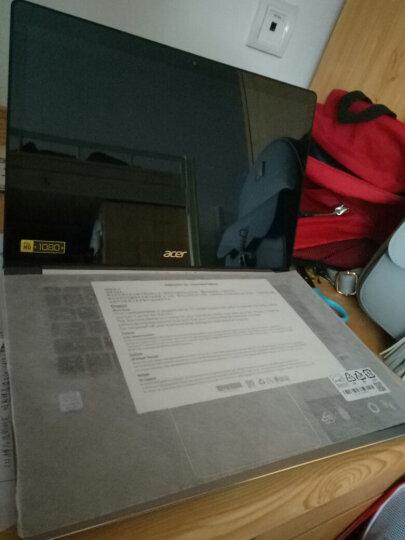 宏碁(Acer)蜂鸟Swift3 粉小样 14英寸全金属轻薄笔记本电脑SF314(i5-8250U 8G 256G PCIe SSD IPS Win10) 晒单图