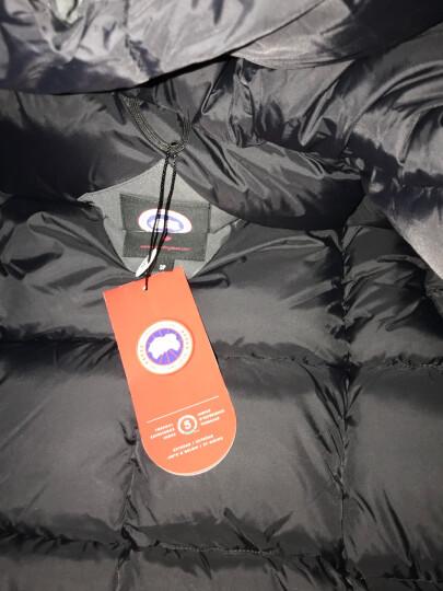 Canada Goose 加拿大鹅羽绒大衣男士Expedition系列羽绒服5级保暖 蓝色PBI L 晒单图