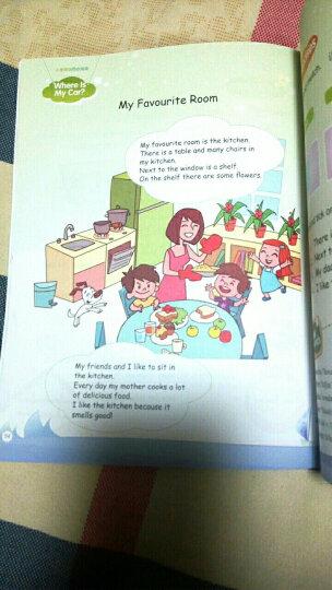 小学英语同步阅读:三年级下册 晒单图