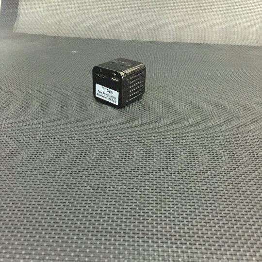 品术微型智能摄像头小型摄像头无线wifi超小隐形高清1080P夜视摄像机手机远程网络监控器 送16G送充电宝 晒单图