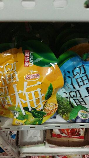 溜溜梅凤梨梅 蜜饯休闲零食果脯梅子 60g/袋 晒单图