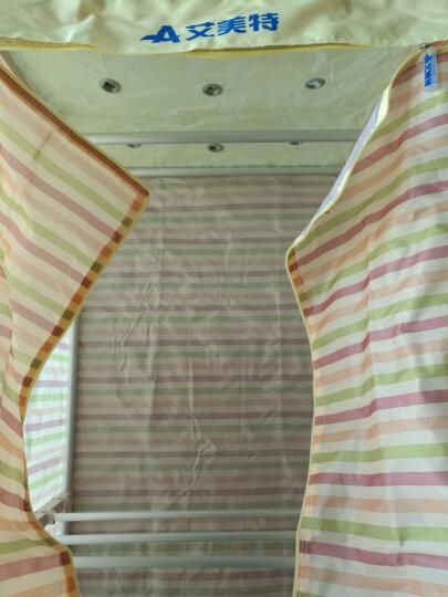 艾美特(AIRMATE) 家用大容量双层干衣机/衣服烘干机/烘衣机家用HGY1009P 黄色 晒单图